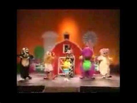 barney and the backyard gang barney in concert full download barney in concert 4