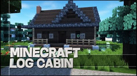 How To Build A Log Cabin Minecraft by Minecraft How To Build A Log Cabin