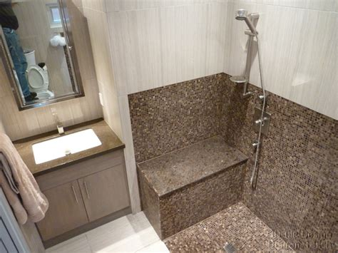 modern handicap bathrooms wheelchair accessible disability shower west vancouver