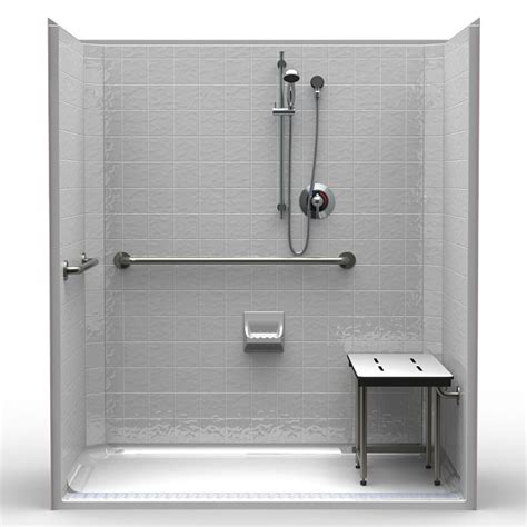 handicap showers bullock access accessible safe bathrooms with barrier