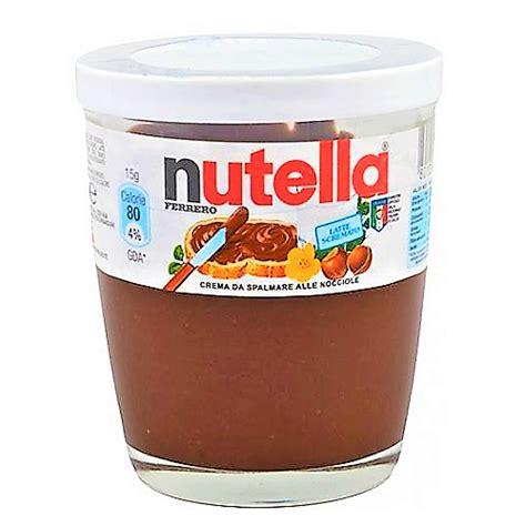 nutella bicchieri nutella ferrero bicchiere gr 200 prontospesa it