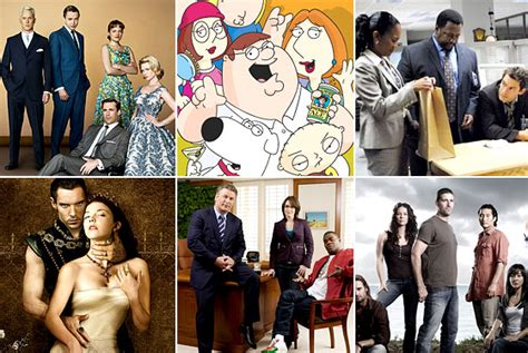 top series emmys announce ten show lists for best series awards