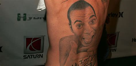 steve o tattoo 10 worst ideas page 3 of 11 discover fame