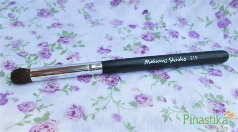 Kuas Makeup Masami Shouko pinastika why masami shouko makeup brush