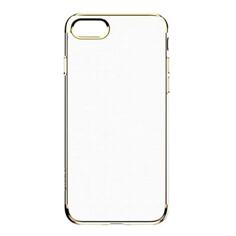 Iphone 7 Baseus Shining Soft baseus shining tpu back cover for iphone 7 plus gold