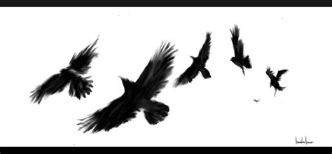 black bird by lsd forthemasses on deviantart