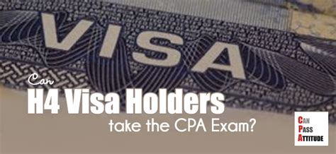 Mba H4 Visa Holders by Cpa For H4 Visa Holders Common Obstacles And Solutions