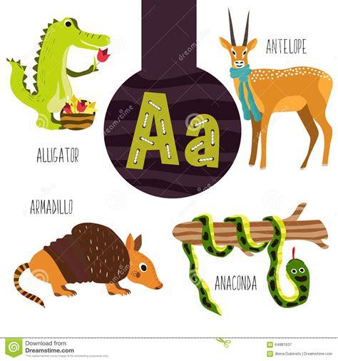 imagenes de animales por la letra a letras animales de la diversi 243 n del alfabeto para el