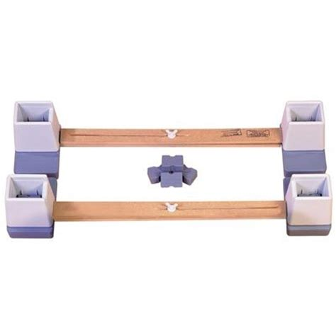 Raise Your Bed Frame How To Raise A Bed 28 Images Lofted Raised Malm Storage Bed Converts To 18 Quot Of Raise