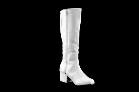 nancy boots white peacocks marching world