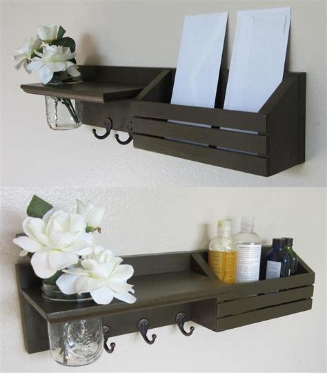 shabby chic key rack 17 best ideas about mail holder on diy apartment decor diy projects and pallets