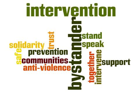 Bystander Intervention Model Essay by Bystander Intervention In Higher Education