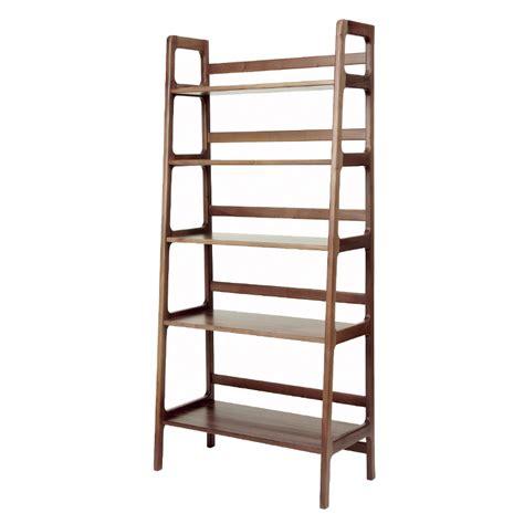 High Shelf by Scp Ks013 Agnes High Shelving Unit Walnut