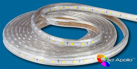 120v Led Light Strips Solid Apollo Introduces Direct In Driverless 120v A C Led Lights With Protective