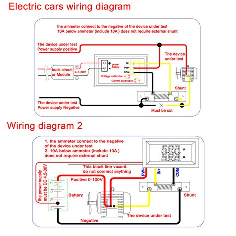 voltage meter wiring diagram wiring diagrams wiring