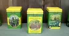 john deere kitchen canisters john deere nice and home on pinterest