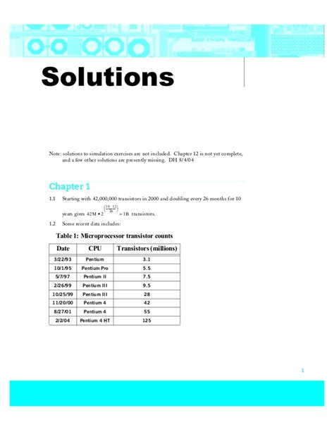 solution manual of design of analog cmos integrated circuits solution manual for design of analog cmos integrated