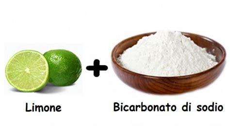Bicarbonato E Limone Per Pulire by La Cura Bicarbonato Di Sodio E Limone Vivere Pi 249 Sani
