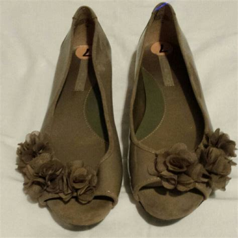 bandolino flat shoes 13 bandolino shoes bandolino peep toe flats from