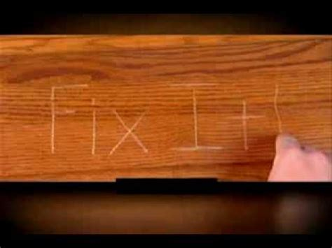 wood table scratch repair how to fix scratches in wood furniture