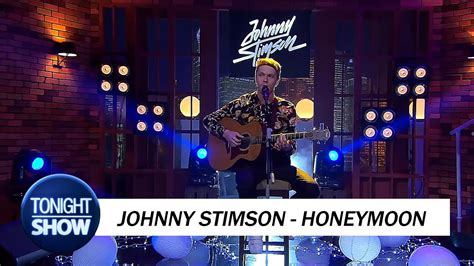 download mp3 honeymoon johnny stimson johnny stimson honeymoon special performance youtube