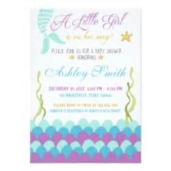 the sea invitation template mermaid invitations 400 mermaid announcements invites
