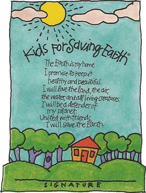 earth day poster  kids google search earth pal pinterest  ojays kid  poem