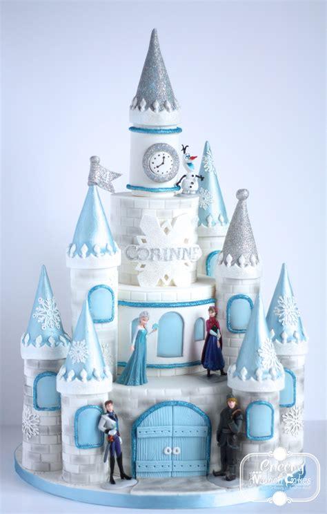 Frozen Castle theme disney s frozen cakes cookies disney frozen castle frozen castle cake and frozen castle