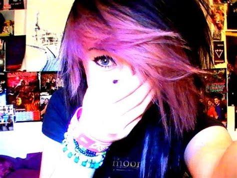 how can i get my hair ut like tina feys how i do my emo scene hair d youtube
