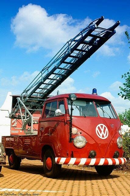 volkswagen fire fire volkswagen this is awesome volkswagen bus trucks
