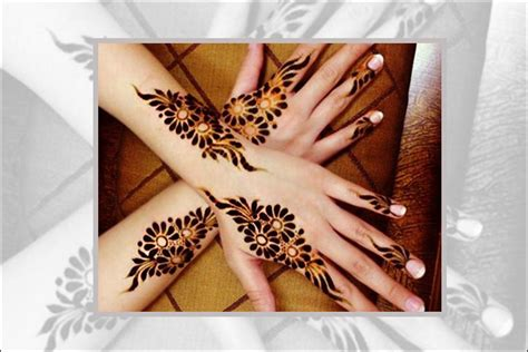 10 Latest Red And Black Mehndi Designs For You Black Henna Removal 2