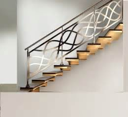 modern banister styles trends of stair railing ideas and materials interior