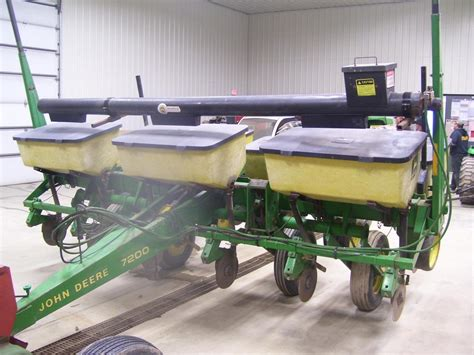 Corn Planter Monitor by Farm Implements
