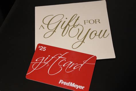 Fredmeyer Gift Card - fred meyer shopping trip gift card giveaway 48 hours