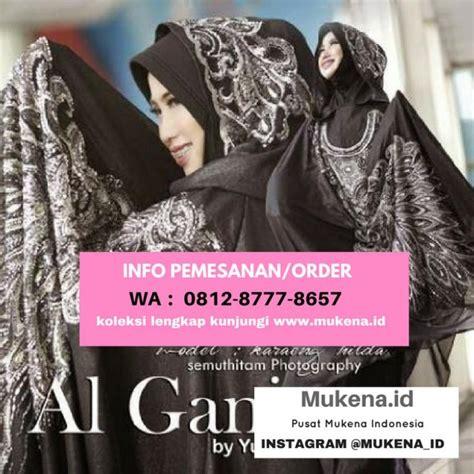 Mukena Al Gani Ruffle By Yulia 10 dimana jual mukena al gani original by yulia hubungi wa 0812 8777 8657