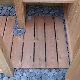outdoor shower floor house swim flooring
