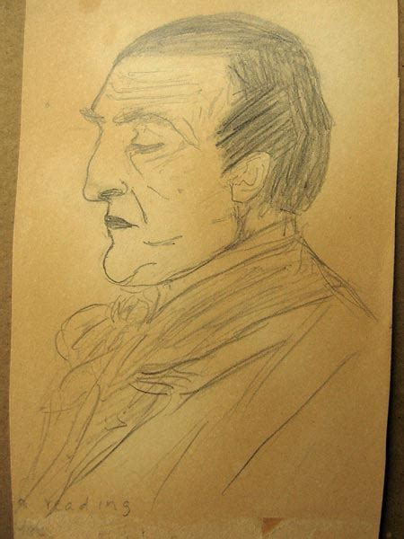 sketchbook rar of captain arthur david linklater