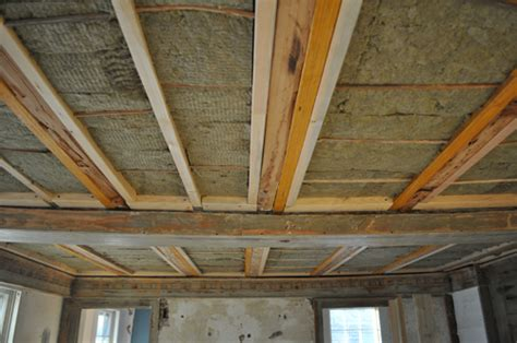 Sound Insulation Basement Ceiling Thymetoembraceherbs Soundproofing Insulation For Basement Ceiling 3229778061