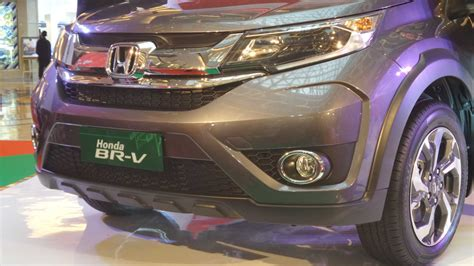 honda brv honda brv to debut at 2016 auto expo very soon car