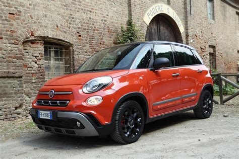 Build A 2 Car Garage Fiat 500l Cross 2017 Road Test Road Tests Honest John