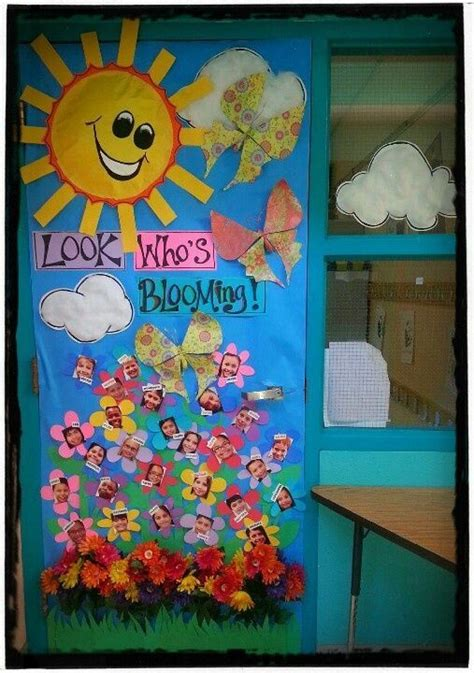 educational themes for april 17 best ideas about classroom door decorations on