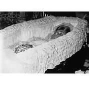 Bing Crosby In Casket  Princess Grace Coffin