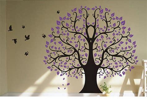 Big Frame Tree Wallsticker home decorating images banyan tree wall sticker wallpaper