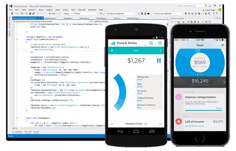 xamarin android microsoft announces the acquisition of quot xamarin quot to enable parallel development of ios android