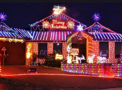 top suburbs for a magical night of christmas lights