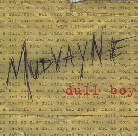 Cd Mudvayne The New 1 mudvayne dull boy us promo cd r acetate 470091