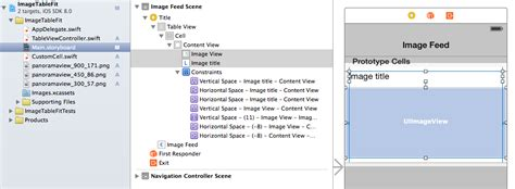 auto layout uitextview height auto layout get uiimageview height to calculate cell
