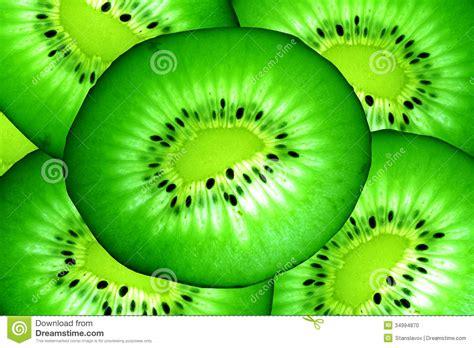 green kiwi wallpaper kiwi stock photo image 34994870