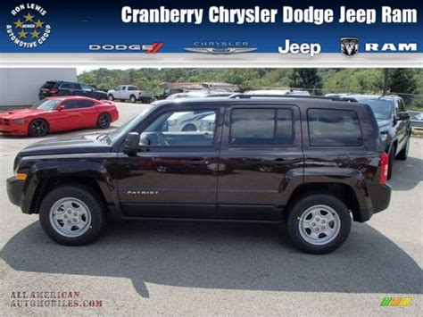 Jeep Allstar Light Brown 2014 jeep patriot sport in rugged brown metallic photo 5 574832 all american automobiles