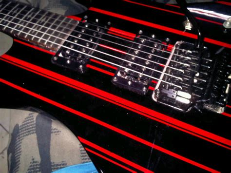Harga Efek Gitar Synyster Gates gitar master indonesia 187 jual schecter synyster custom